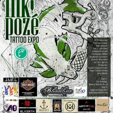 Ink Pozé Tattoo Expo