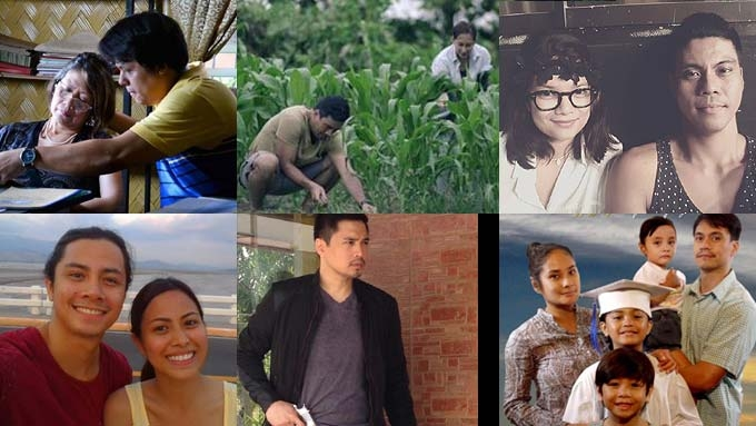 ToFarm Film Fest features 6 entries starring Meryll Soriano, JC Santos, James Blanco, Arnold Reyes, among others