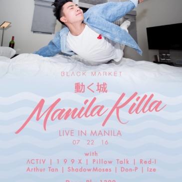 Manila Killa Live in Manila