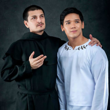 San Pedro Calungsod the musical coming to Manila