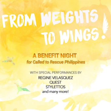 From Weights to Wings!