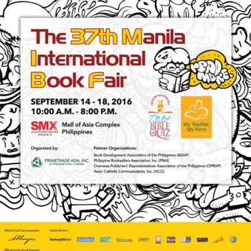 The 37th Manila International Book Fair