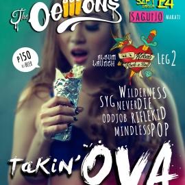 The Oemons' Sex, Kebab, & RockNRoll Launch LEG2!