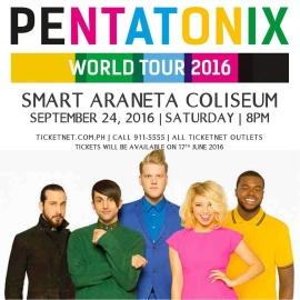 Pentatonix Live in Manila