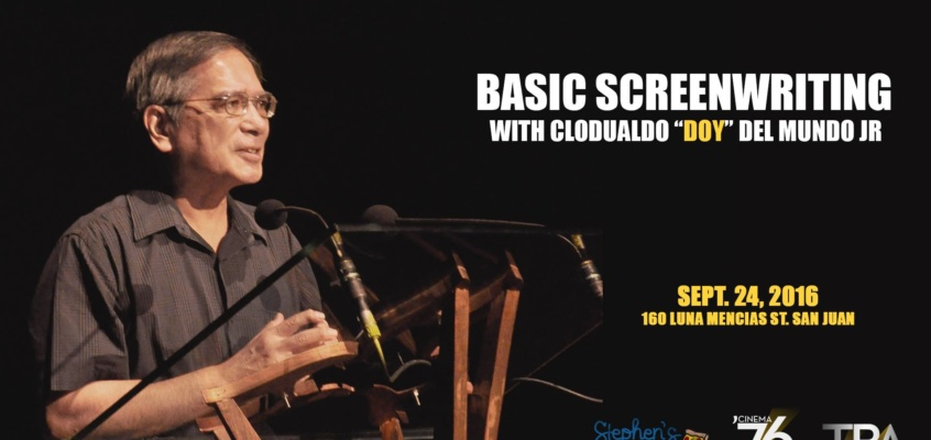 Screenwriting Master Class