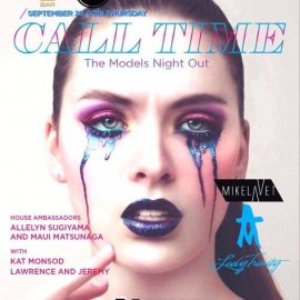 Call Time | The Models Night Out