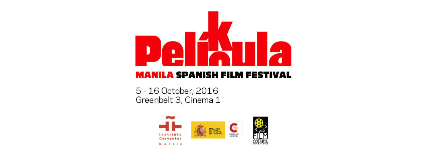 Película-Pelikula 2016: The 15th Spanish Film Festival