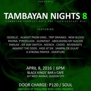 Tambayan Nights 8