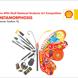 Metamorphosis: 49th Shell National Students Art Competition