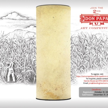 The 2nd Don Papa Rum Art Competition