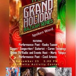 The Grand Holiday Bazaar Series