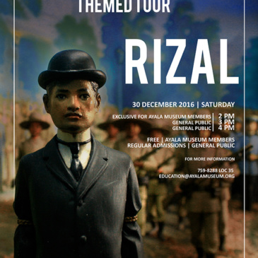 Themed Tour: Jose Rizal