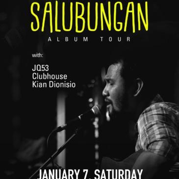 Johnoy Danao 'Salubungan' Album Tour