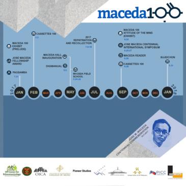 Maceda 100