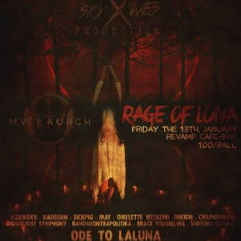 Rage of Luna Music Video Launch