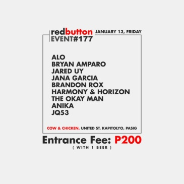 Red Button Event #177