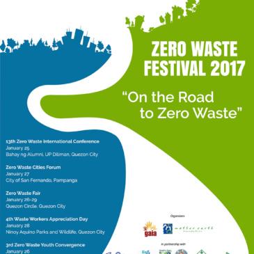 Zero Waste Festival 2017