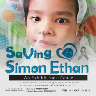 Saving Simon Ethan