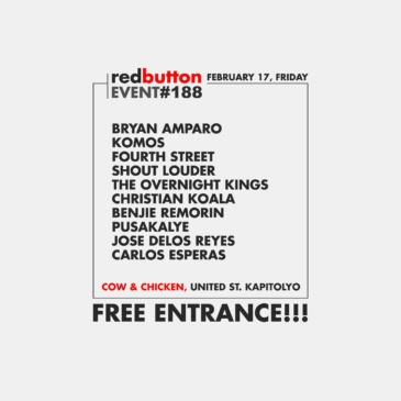 Red Button Event #188