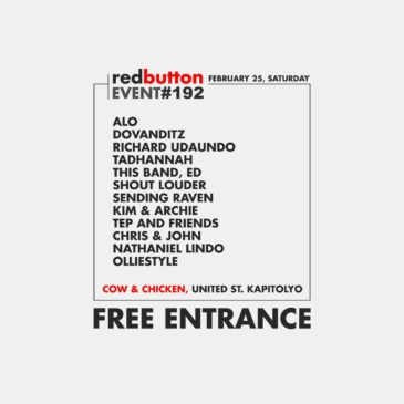 Red Button Event #192