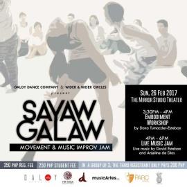 Sayaw Galaw