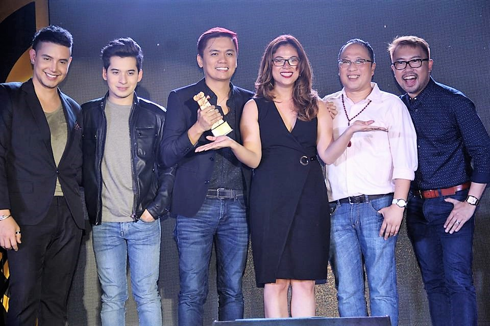 Die Beautiful team with FDCP Chair and CEO Liza Diño