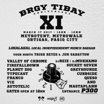 Brgy Tibay Anniversary XI
