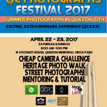 Quezon City Photography Festival 2017