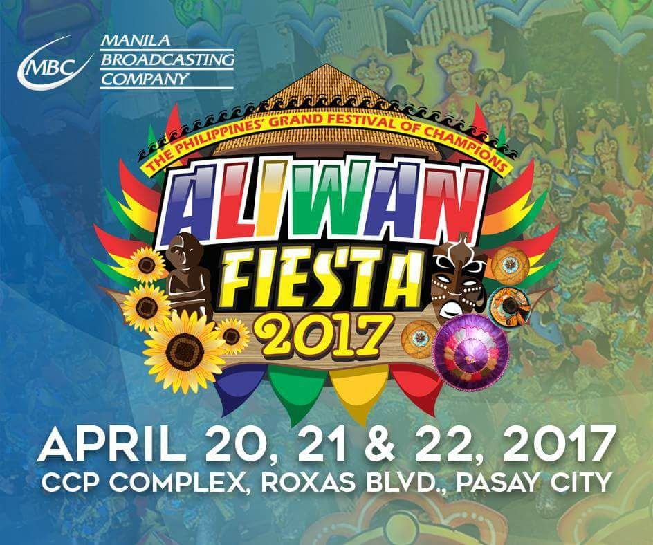 Aliwan Fiesta Like This Page · February 8 ·