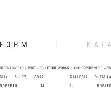 Form | Kata