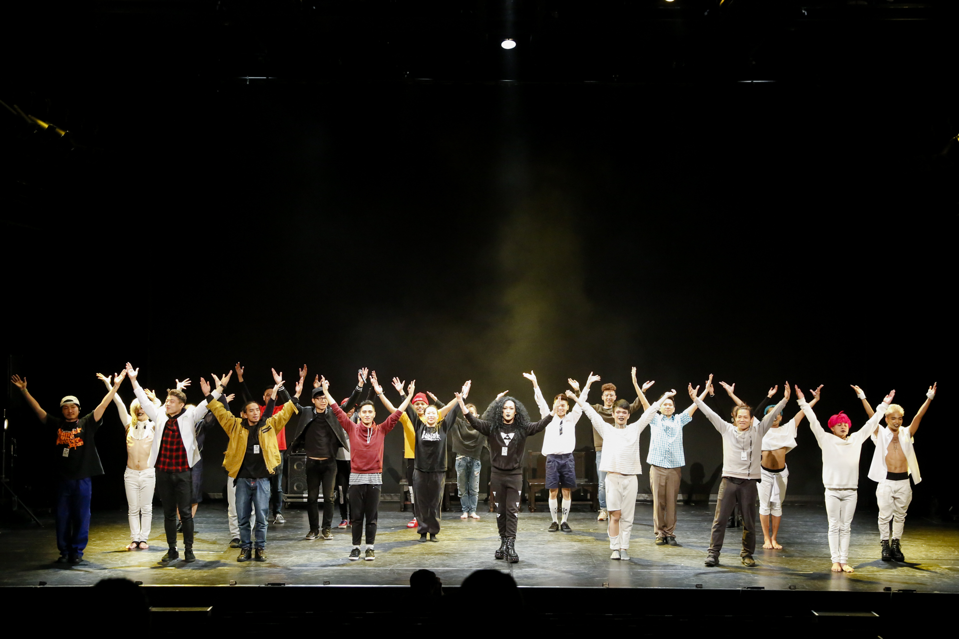 Choreographers and Dancers in Tokyo (c) Kayo Sekiguchi  DANCE DANCE ASIA