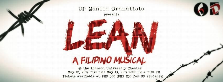 Lean: A Filipino Musical