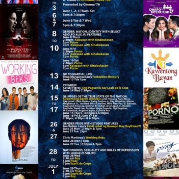 UPFI Film Center   June 2017