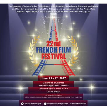 22nd French Film Festival in Manila
