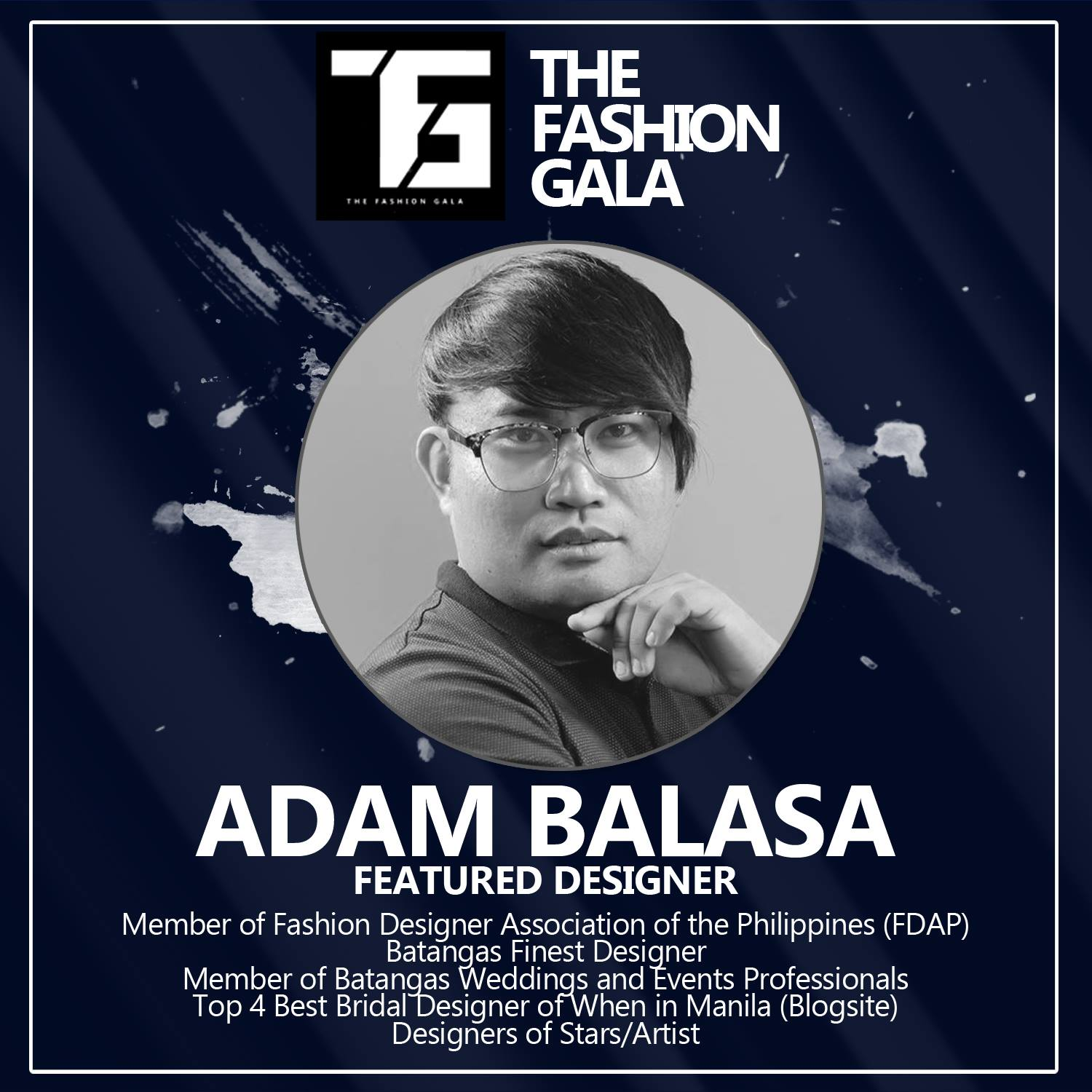 MTP Production Like This Page · June 5 · Adam Balasa a member of Fashion Designer Association of the Philippines (FDAP), Member of Batangas Weddings and Events Professionals, Designers of know artist and stars, A Batangas Finest Designer and awarded as top 4 Best Bridal Designer of When in Manila (Blogsite). Our First Featured Designer on our upcoming FASHION SHOW on June 25, 2017 entitled THE FASHION GALA WEDDINGS (5PM) and THE FASHION GALA BEYOND STREET (8PM) at Elements at Centris, Edsa Corner Quezon Avenue Quezon City. #TFGweddings #TFGbeyondstreet #TheFashionGala #MTPproduction — with Adam Balasa Couture.