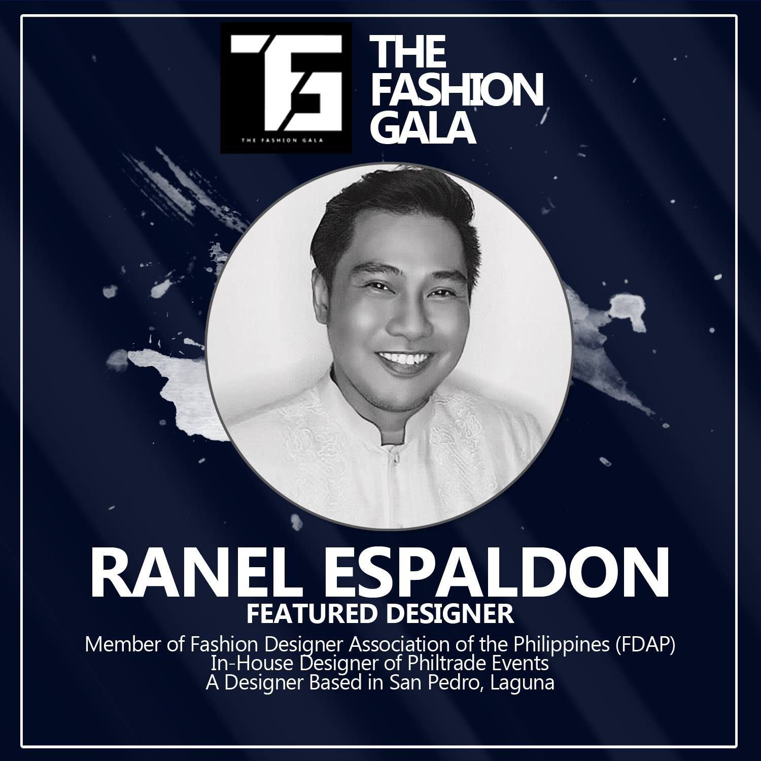 MTP Production Like This Page · June 6 · Our 2nd featured fashion designer is Ranel Espaldon, he is based in San Pedro, Laguna a proud member of Fashion Designer Association of the Philippines (FDAP) and In-House fashion designer of Philtrade Events. Watch our show on June 25, 2017 entitled THE FASHION GALA WEDDINGS (5PM) and THE FASHION GALA BEYOND STREET (8PM) at Elements at Centris, EDSA cor. Quezon Ave., Quezon City #TFGweddings #TFGbeyondstreet #RanelEspaldon #MTPproduction — with Dave Ocampo.
