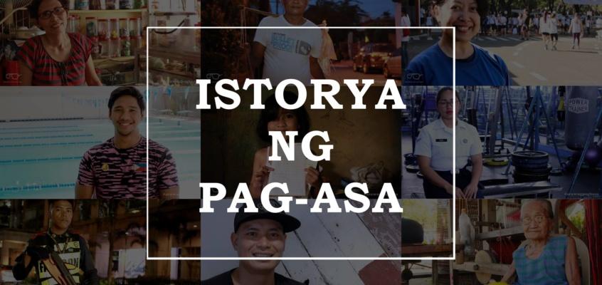 Istorya ng Pag-asa