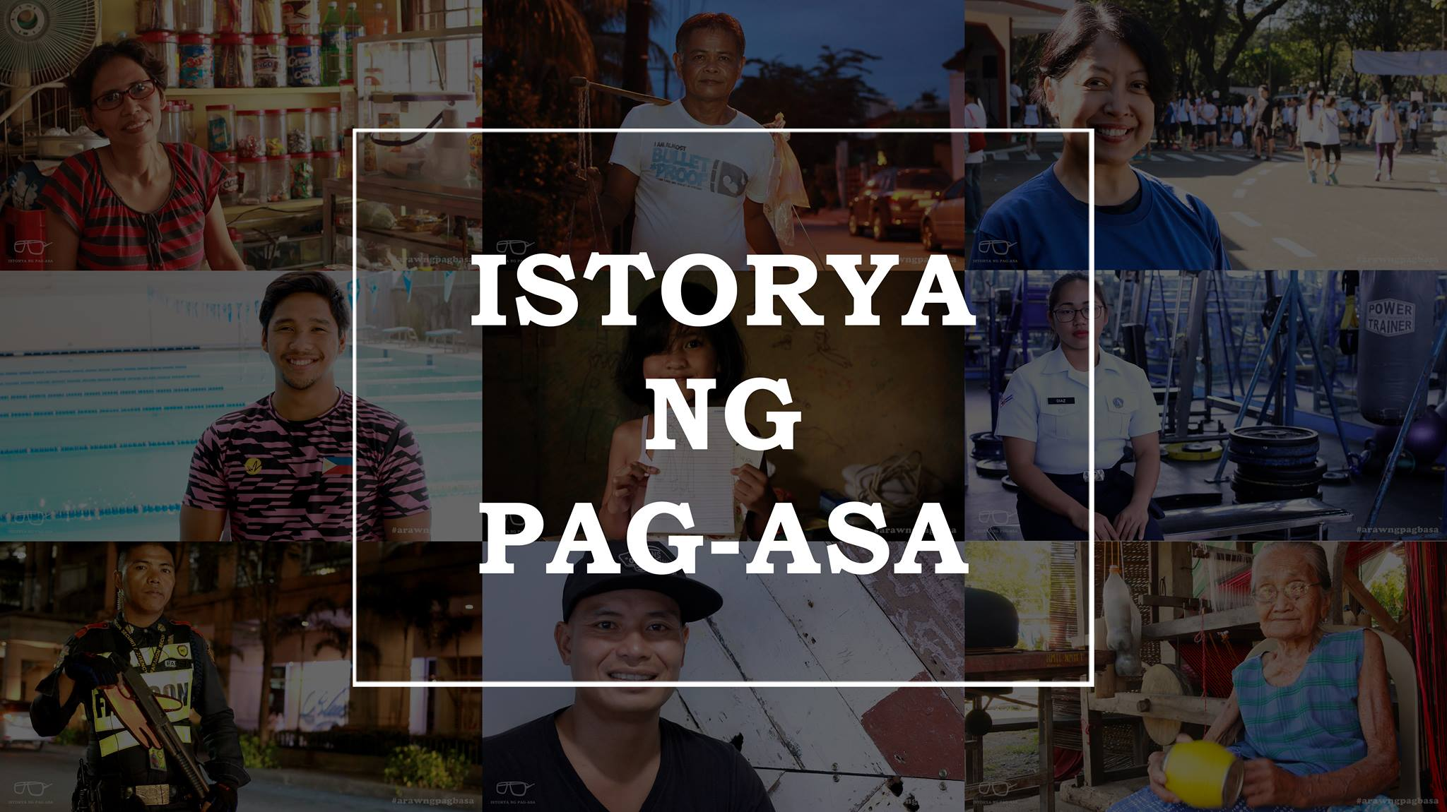 Millennials PH‎Istorya ng Pag-asa Like This Page · June 19 ·    Istorya ng Pag-asa Public · Hosted by Millennials PH GoingShare clock Tomorrow at 3 PM - 8 PM Tomorrow · 26–31° Heavy Thunderstorm pin Show Map Cuneta Astrodome Roxas Boulevard, Pasay City, Philippines ISTORYA NG PAG-ASA SOC MED LAUNCH Istorya ng Pag-asa was born out of the need to change the national  conversation.  We want to share the extraordinary stories of ordinary people and bring them to every school, mall, bus station and, ultimately, to every Filipino all over the world. Our aim is to inspire and empower Filipinos, especially in today's atmosphere of fear and negativity. More to this, we'd also like to encourage people that they, too, can be a source of hope for others. Istorya ng Pag-Asa is a traveling photo gallery featuring different stories of hope by the Filipino people. Through words and portraits, this project aims to inspire, empower and be a source of hope for all. Istorya ng Pag-asa was originally a photoblog -- an offshoot of Araw ng Pagbasa, Araw ng Pag-asa, an annual  reading advocacy program that began in 2008 in the Third District of Quezon City.  Today, Istorya ng Pag-asa continues to grow with stories of hope sourced from local communities, with the help of different socio-civic groups and local government units.  Istorya ng Pag-asa continues to expand its reach to all corners of the country, with the support of partners and stakeholders from Quezon City, Cebu, Cagayan de Oro, Naga, Baguio and Dumaguete.  Come join us and help us share these stories of hope! Free Admission