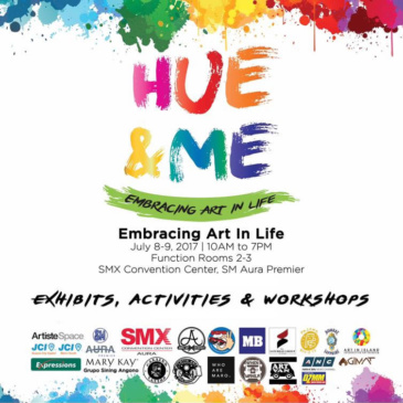 Hue & Me: Embracing Art in Life