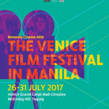 The Venice Film Festival in Manila