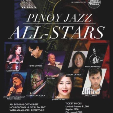 Pinoy Jazz All-Stars
