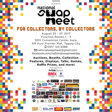National Swap Meet: For Collectors, By Collectors