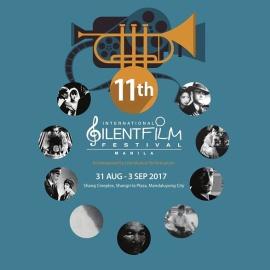 11th International Silent Film Festival Manila