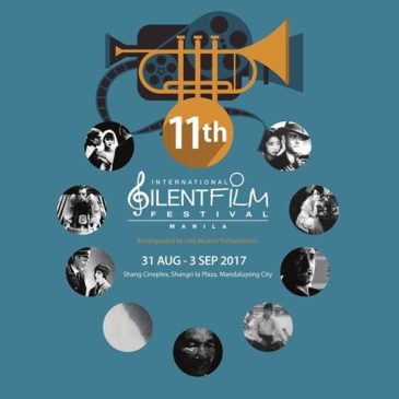 11th International Silent Film Festival Manila