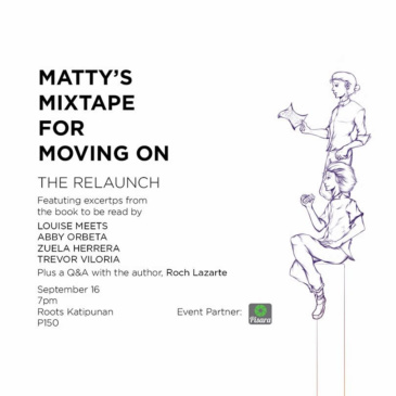 Matty's Mixtape for Moving On: The Relaunch