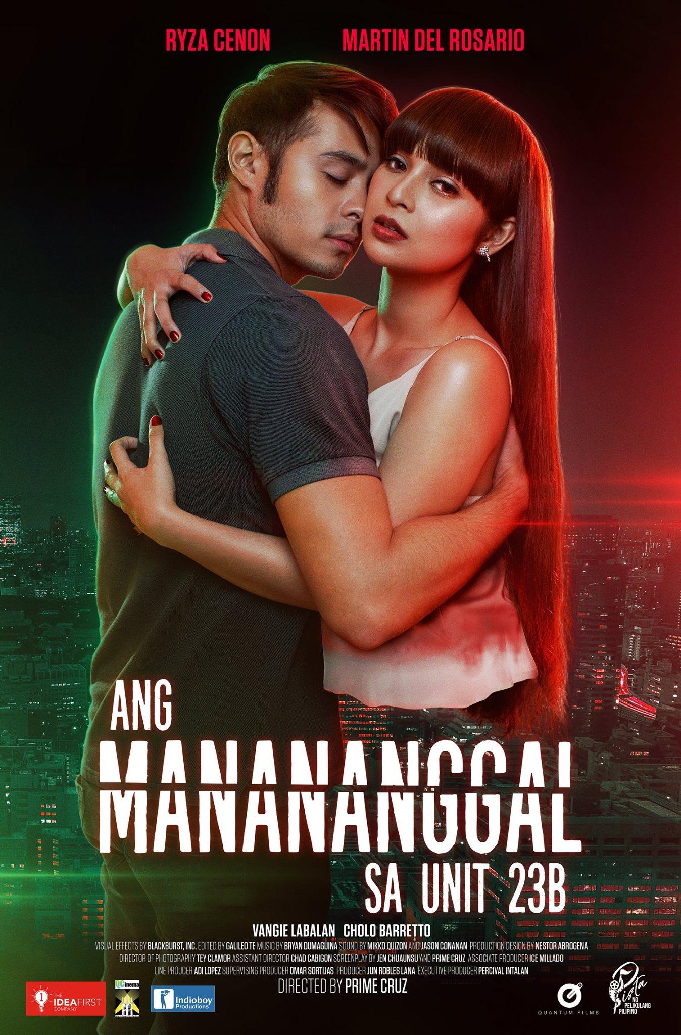 Ang Manananggal sa Unit 23B (Poster)