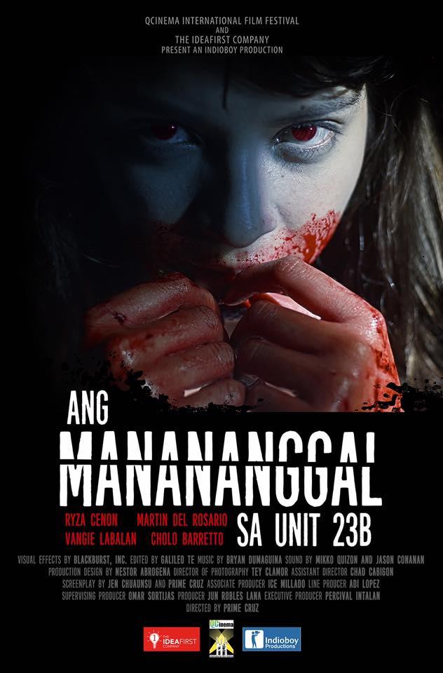 Ang Manananggal sa Unit 23B (QCinema)