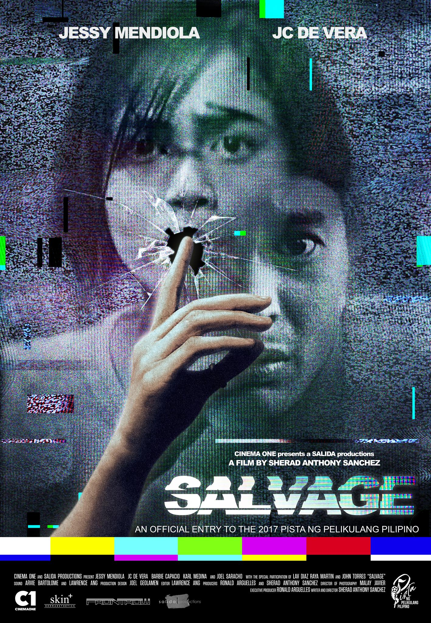 CinemaBravo Like This Page · 23 hrs · • Salvage Film by Sherad Anthony Sanchez An official entry to the 2017 Pista ng Pelikulang Pilipino which will run from August 16 to 22 IN ALL CINEMAS NATIONWIDE. (No foreign films will be shown in regular theaters.) — 150 PHP (for students in Metro Manila) — 100 PHP (for students outside Metro Manila) — 4+1 promo (for regular-priced tickets) — Regular ticket prices depend on the cinema TRAILER FOR SALVAGE: https://www.facebook.com/cinemabravo/videos/1419785134736604/