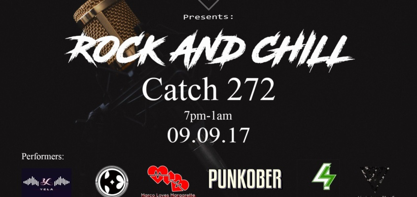 Rock And Chill at Catch 272