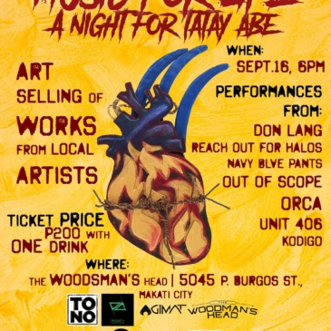 Music for Life: A Night for Tatay Abe